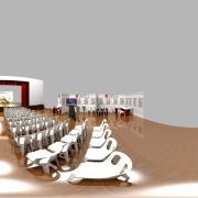Event space planning (360 VR)